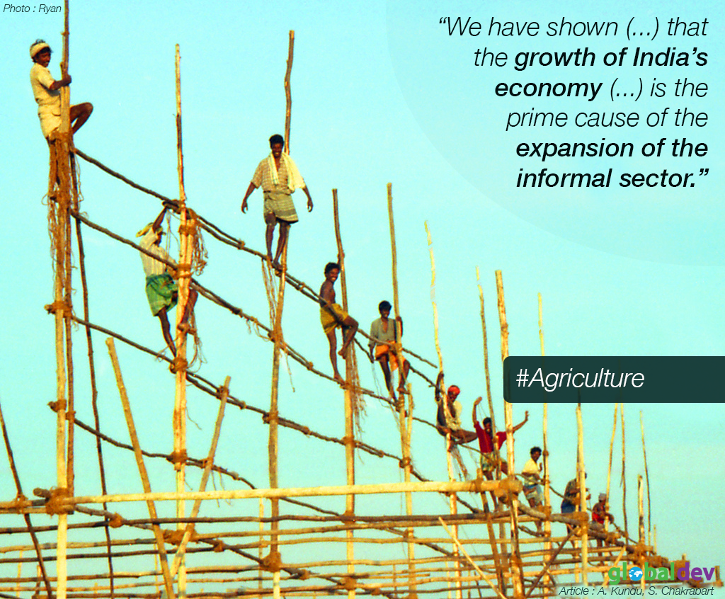India's transition from agriculture and the growing informal sector